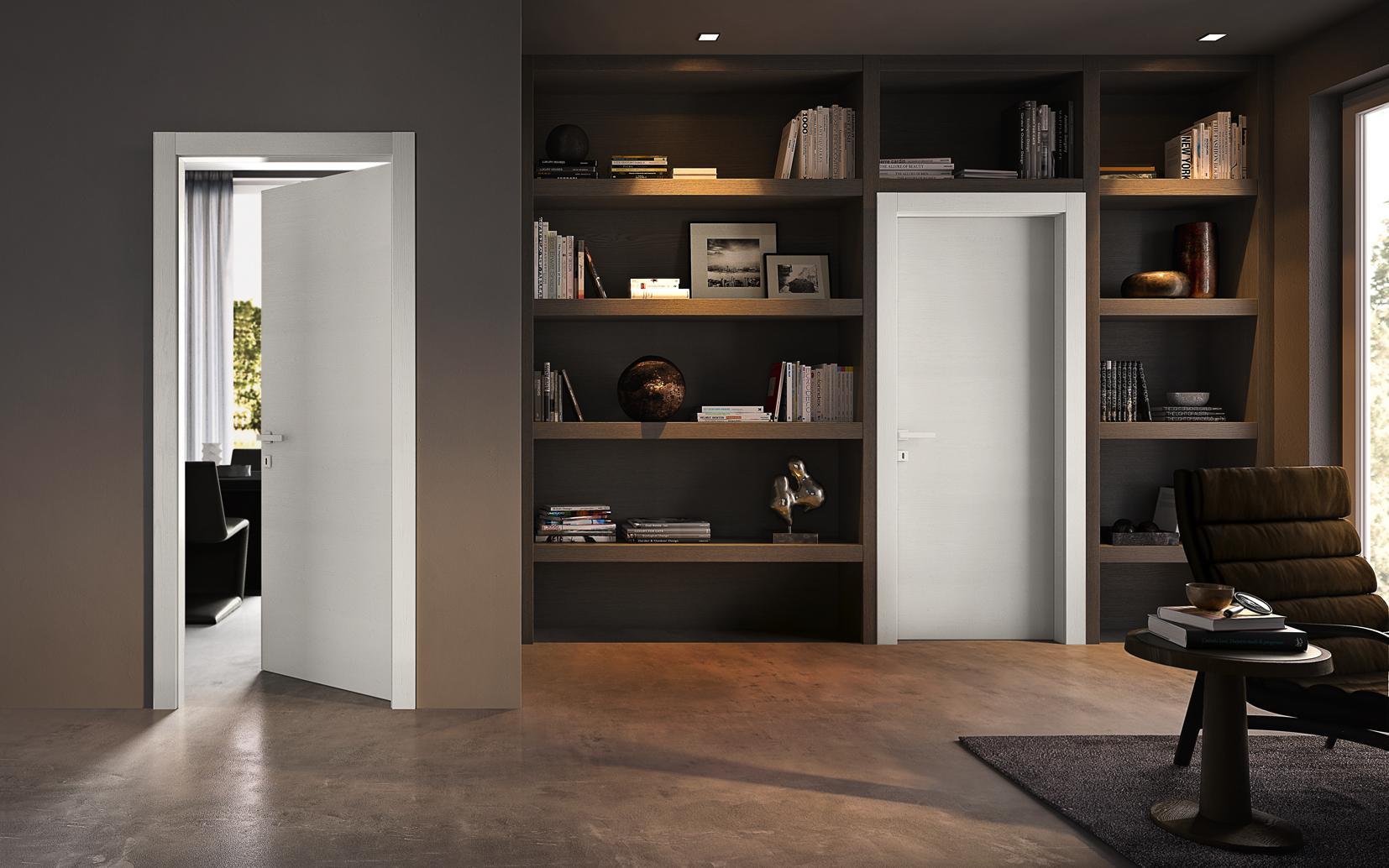 Porte laccate di Design - Arredoporte a Torino